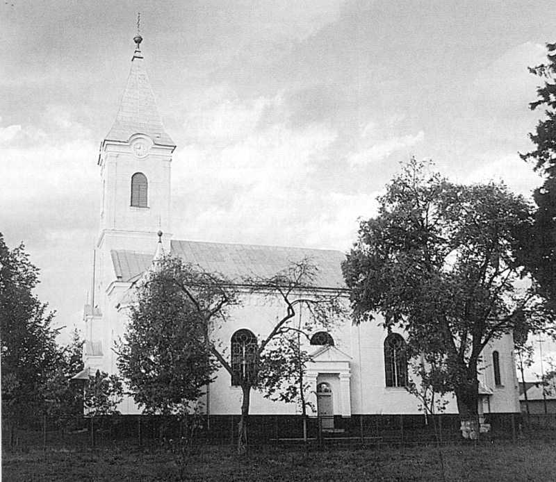 1949 - Початок гоніння греко-католиків, церкву відібрано.
